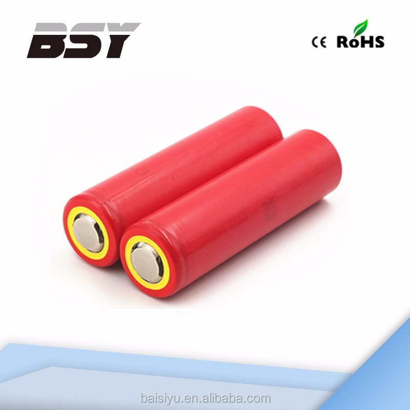 Hot selling UR 18650NSX 2600mah 3.7V Li-ion 18650 rechargeable battery 18650nsx