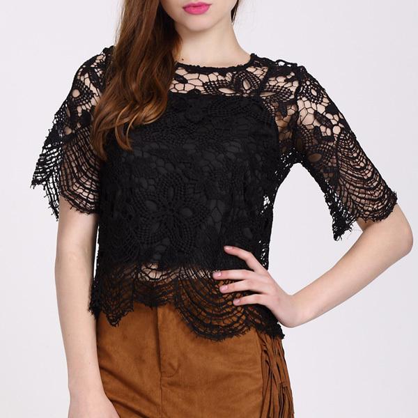 t shirt Black and White Stripe Women Fashion T Shirt Design China Factory Supplied