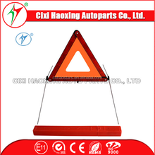 Competitive Price E-Mark Emergency Vehicle Tools safety reflective Warning Triangle