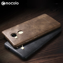 Factory Price Customized Mobile Phone Leather Filp Cover Case for Huawei Mate 9