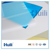 Hot sell Polycarbonate Solid Sheet 1220mm*2440mm LED light Cover/ Polycarbonate Diffuser /Haze 90%-93%