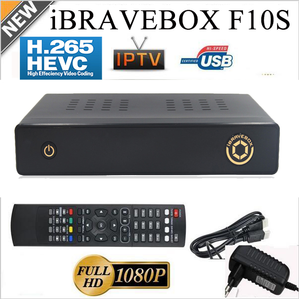 Good Reputation DVB S2 Internet TV Box Top Channel Live Channel Streaming,Mini Satellite Receiver IBRAVEBOX F10S