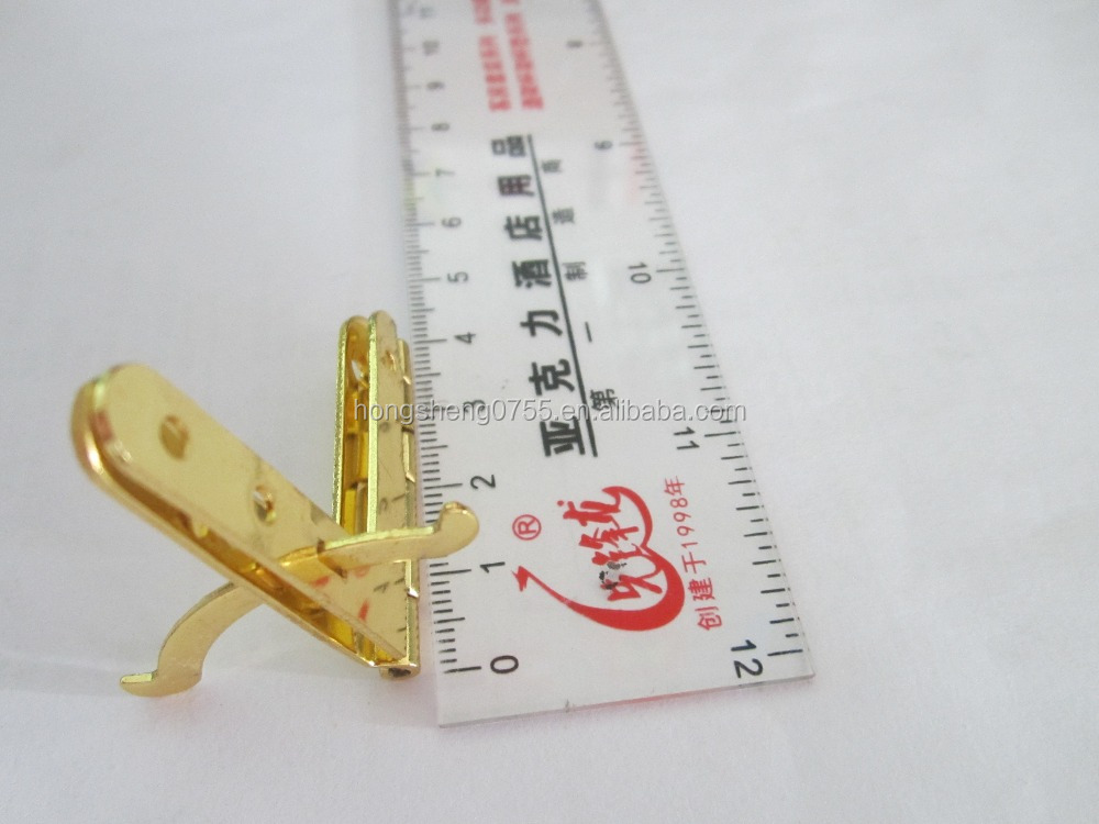 China making metal hinge box jewelry hinge and gold color hinges