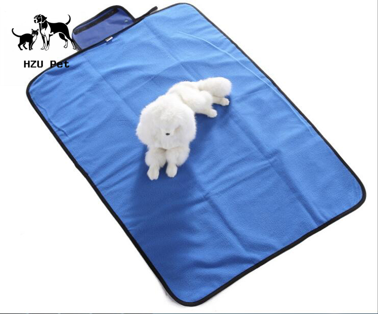Foldable Outdoor Waterproof pet pad Reusable Pet Training Mat / Dog Pee Pad / Puppy Pads
