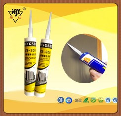 Factory Price Acetoxy Dotted Glass Member Silicone Adhesive Sealant