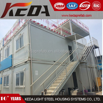 Construction Site Office Building Container