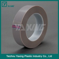 Extreme longevity ptfe film with adhesive