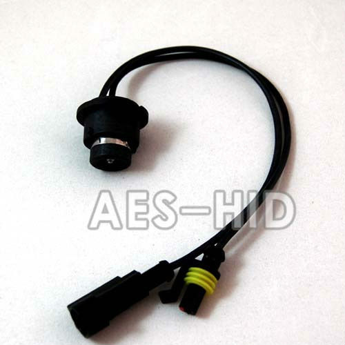 HID harness wire D2S to AMP for using D2S ballast for HID bulbs