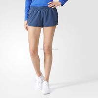 OEM cute high waisted womens denim skorts for teens