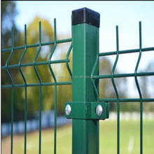 PVC coated Welded Wire Mesh Fence With Good Price