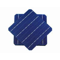 4BB Monocrystalline Silicon Solar Cells 156.75 x 156.75mm sale cheap price For Photovoltaic Mono Solar Panel