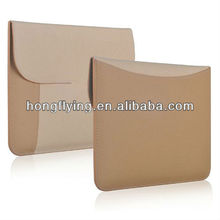 High quality New hand bag style leather case cover for ipad 2/3