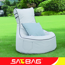 Backrest waterproof outdoor adult bean bag chairs bulk