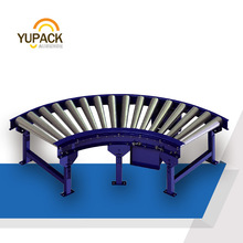 90degree/45degree curve type gravity roller conveyor