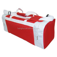 Polyester promotional travel handle bag