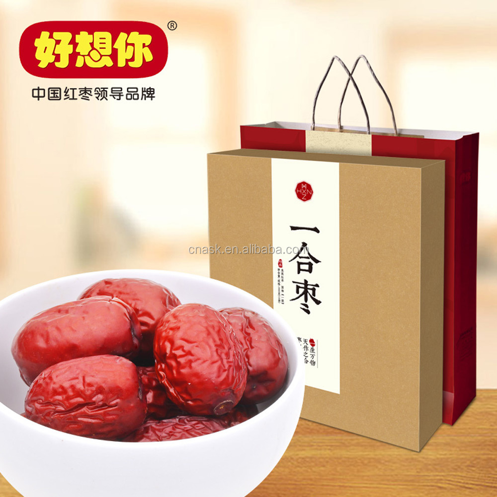 Chinese fresh dired jujube date fruit