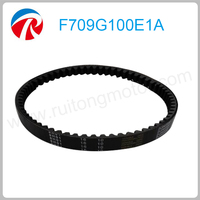 Motorcycle scooter 100cc engine timing pulley v belt