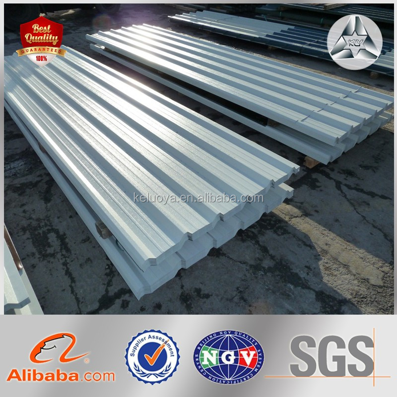 corrugating zinc coating steel sheet/plate