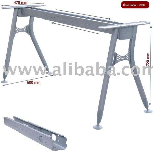 Patas de la mesa de muebles de oficina patas de muebles for Patas mesa oficina