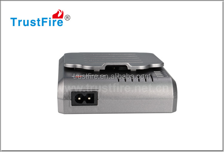 4 slots TR-003P4 intelligent charger 10430/10440/14500/16340/17670/13400/18650 charger,DC 12v Battery Charger US,AUS,UK, EU plug