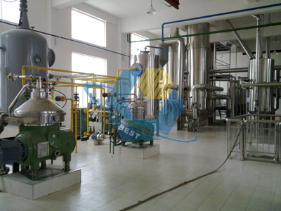 5TPD edible refining oil mini rice bran oil mill plant