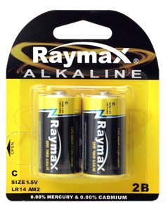 LR14 Alkaline battery C