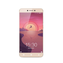 Original Leeco Coolpad Cool 1 Dual Silver Snapdragon 652 4GB RAM 32GB ROM Mobile Phone