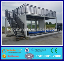 hot sale flat pack Steel Frame Housing/Modular Container House
