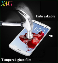 2014 New products 9H hardness Anti-shock Tempered glass film protection for LG nexus5 Mobile phone accessories