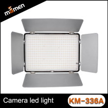 Manufacturers Wholesale Photographic Led Video Light 336 Leds Small Portable Camera Led Video Light