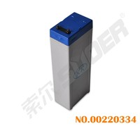 Suoer Factory Price 1.2Ah Rechargeable Storage Battery 4V Solar Power Storage Battery container