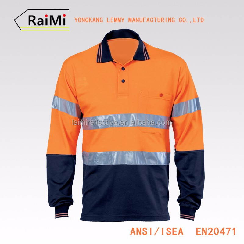 Excellent Quality reflective dri fit 5xl polo shirts