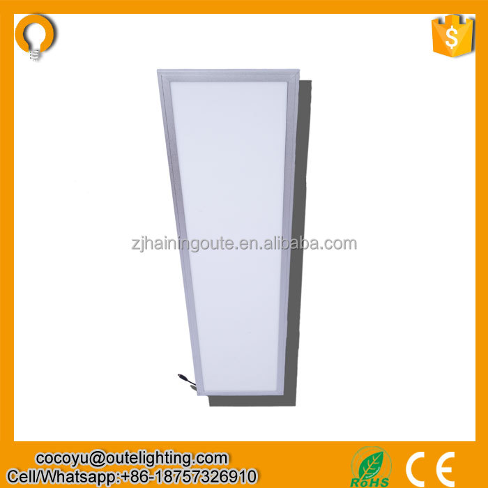 CE RoHS SAA Round square SMD flat aluminum PMMA Recessed Ceiling led flat panel wall light