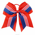 4th Of July Hair Bow Girls 4th Of July Hair Bow With Hair Tie