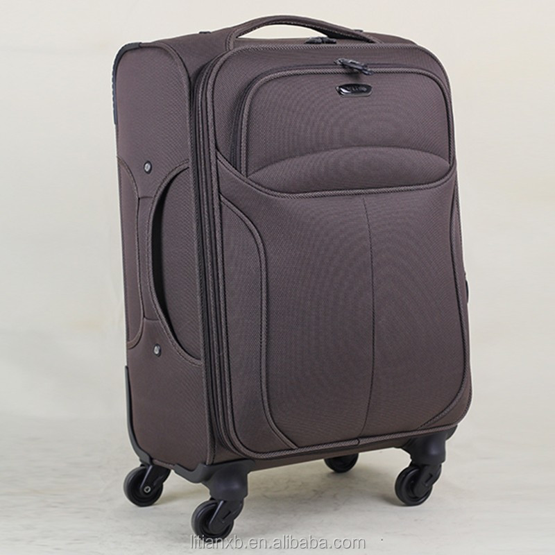 Spin customized animal printing EVA trolley case wholesale luggage distributors