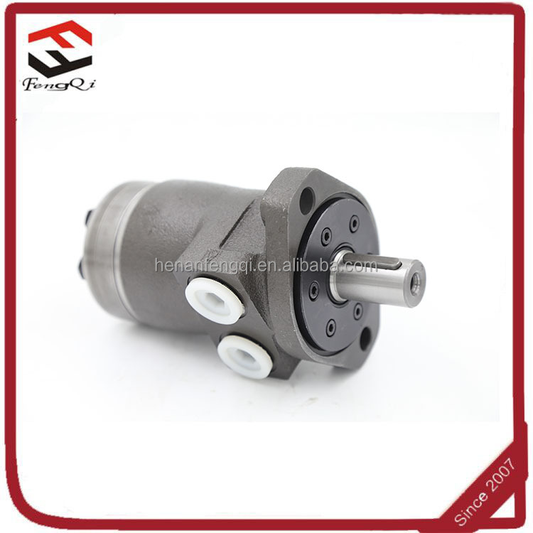 BMPH orbit hydraulic motor with spool valve for machine tools and minmachines