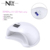 High power uv led lamp for manicure gel machine uv cordless