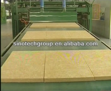 fireproof mineral wool insulation machine
