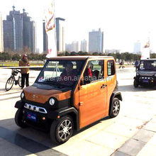 electric smart car for 4 people