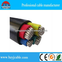 LV XLPE insulated power cable NA2XY cable