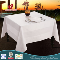 100% cotton jenny bridal fancy tablecloths