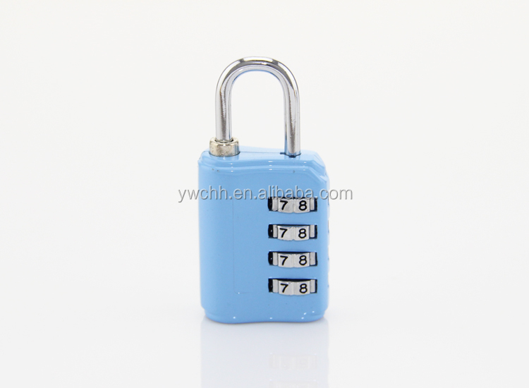 Pin code lock password suitcase lock
