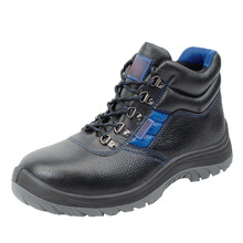 NMSHIELD New brand safety shoes boots men with steel toe