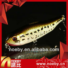 2013 NOEBY HOT SALE fishing lures plastic shrimp