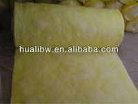 Glass wool for underground duct insulation