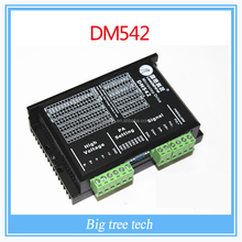 China Alibaba 2016 Best price 24-50V output 1-4.2A Leadshine DM542 Digital Stepper Motor Driver