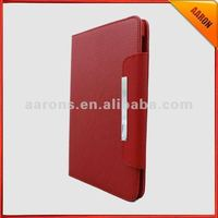 For iPad Mini Leather Folio Case/Cover