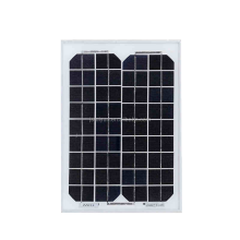 Quality assurance sunpower 10w solar panel with 2 years warranty