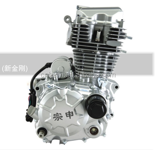 1 Cylinder High Quality Lifan 150cc Air-Cooled Gasoline Engine For Sale