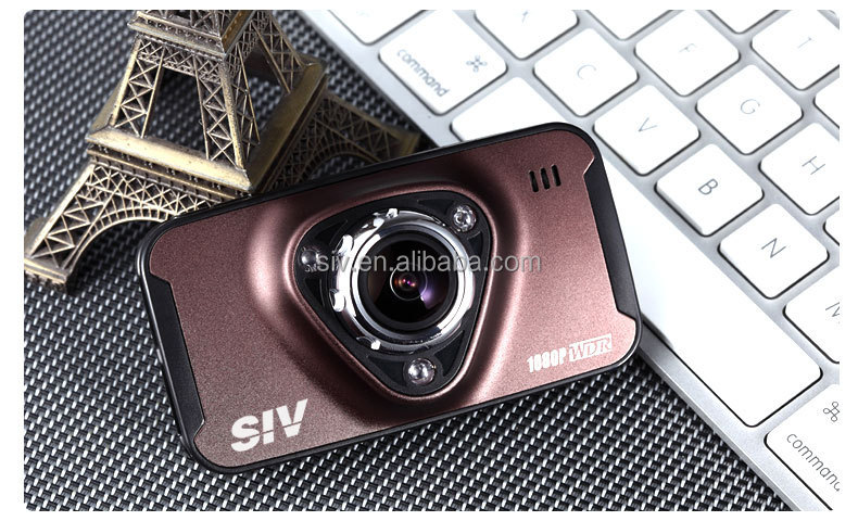 SIV M7S Novatek 96655 Front Full HD 1080P Rear 720P Infrared Night Vision Car Camera